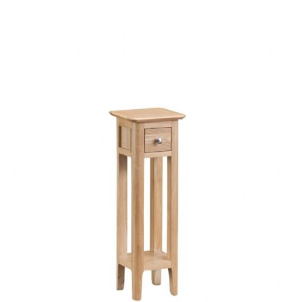 Newhaven Oak Plant Stand